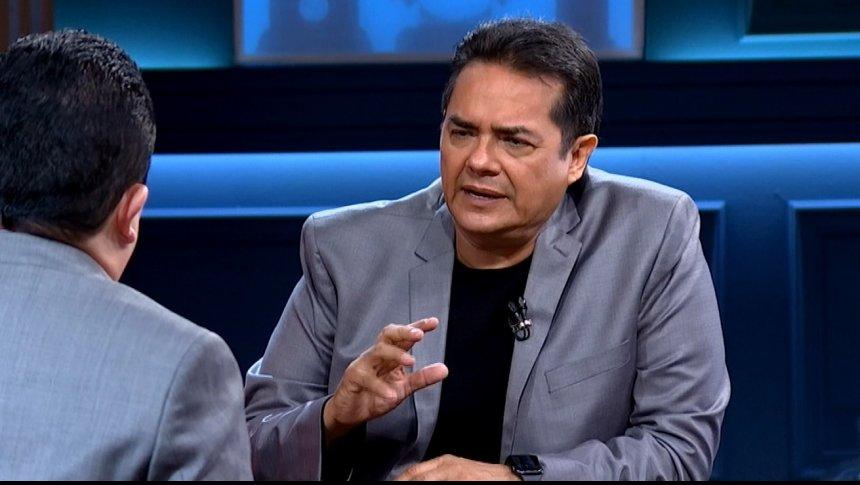 Abelardo Ramírez en 'El minuto que cambió mi destino'
