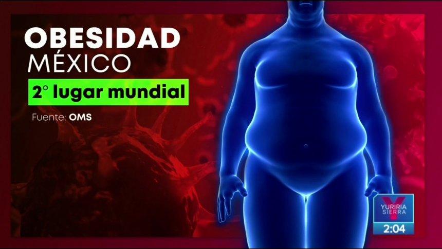Obesidad, un factor clave para casos graves de Covid-19