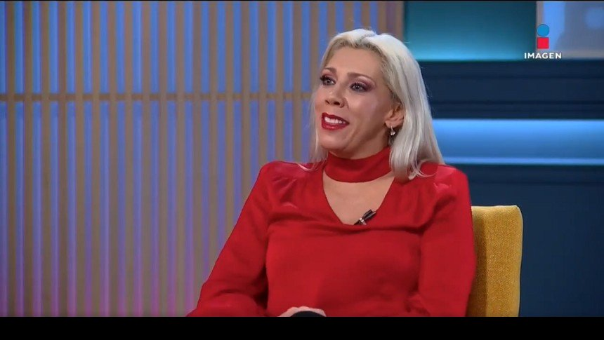 Cynthia Klitbo en 'El minuto que cambió mi destino'