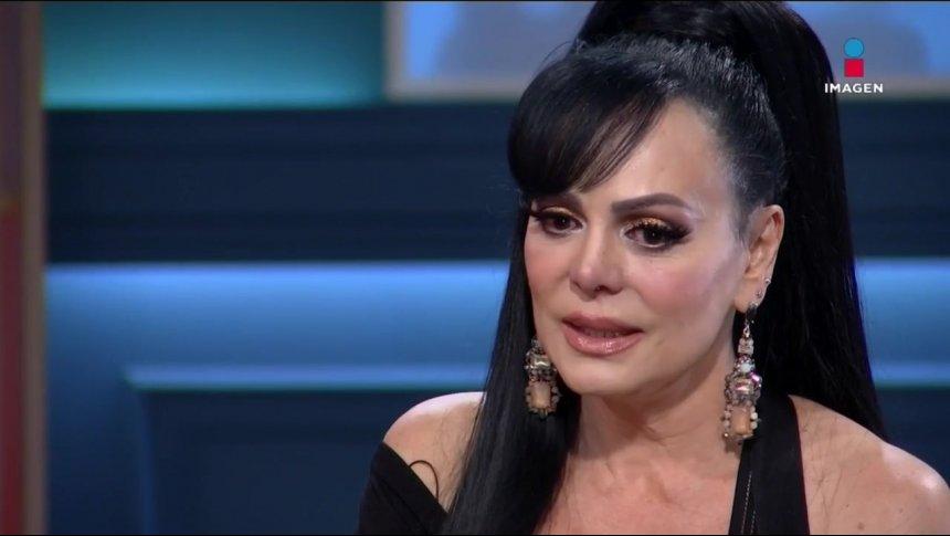 Maribel Guardia en 'El Minuto Que Cambió Mi Destino'
