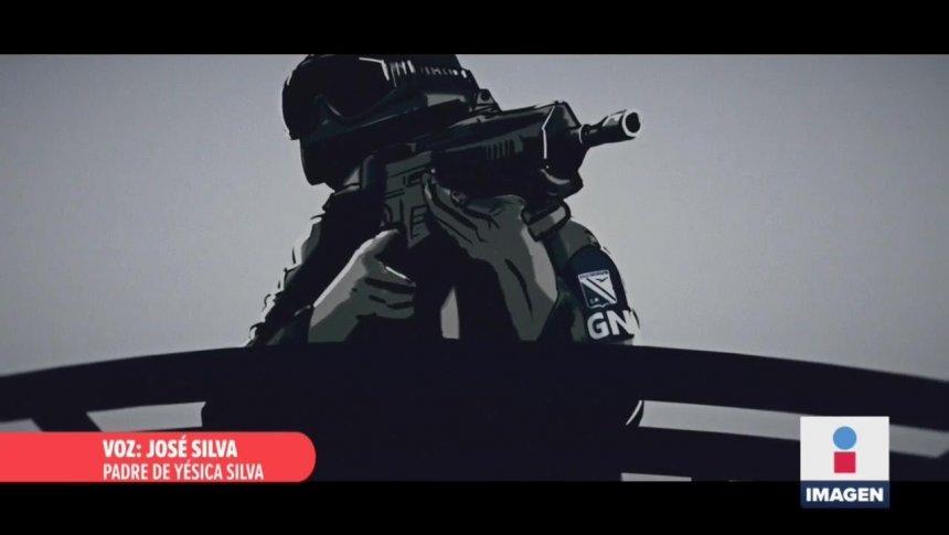 ¿Guardia Nacional asesinó a Yésica de ocho balazos?