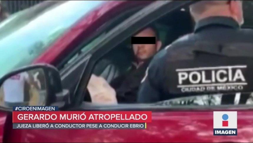 Envían a prisión a conductor ebrio que mató a motociclista