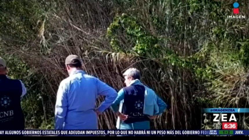 Hallan 59 cuerpos en fosas clandestinas en Salvatierra