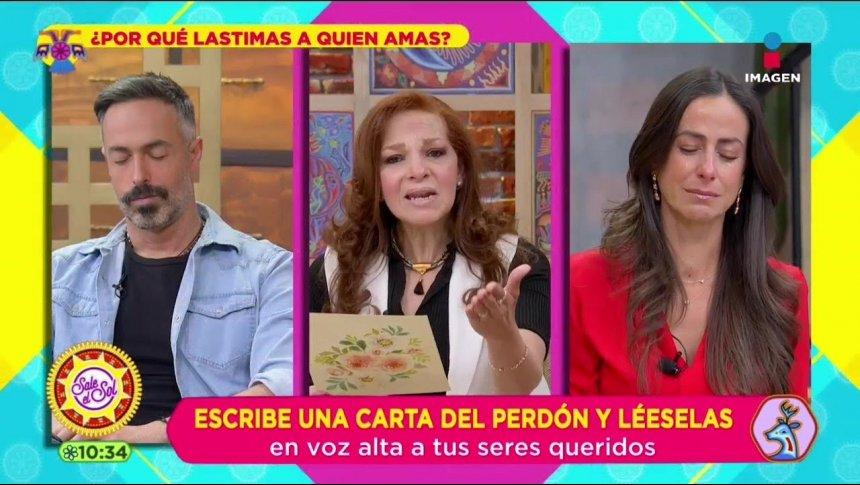¡Entre lágrimas, Paulina Mercado se pide perdón!