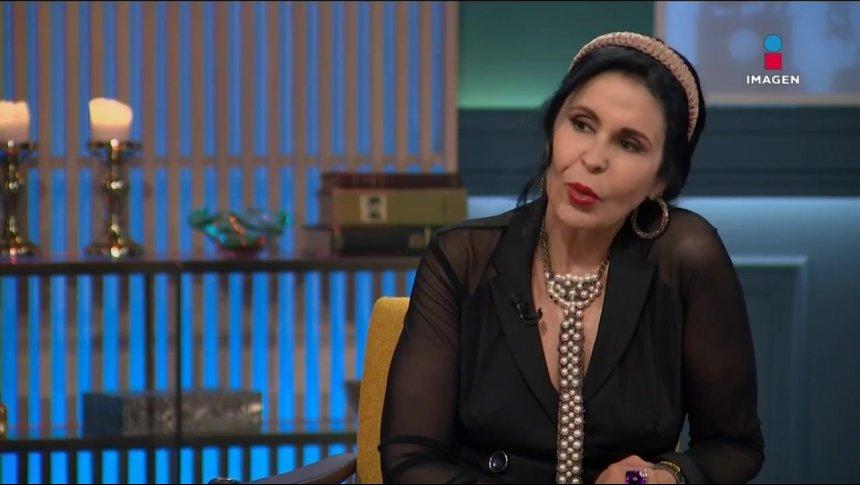 María Conchita Alonso en 'El Minuto que Cambió mi Destino'