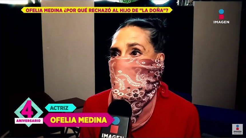 ¿Por qué Ofelia Medina rechazó propuesta de matrimonio?